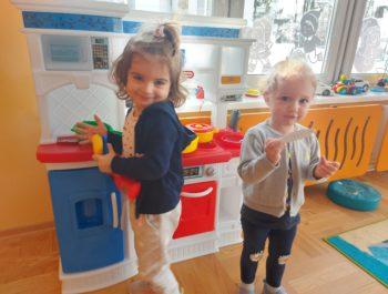 Nowe zabawki i pomoce dydaktyczne